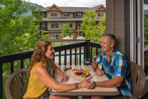 Ski package at Copperstone Resort