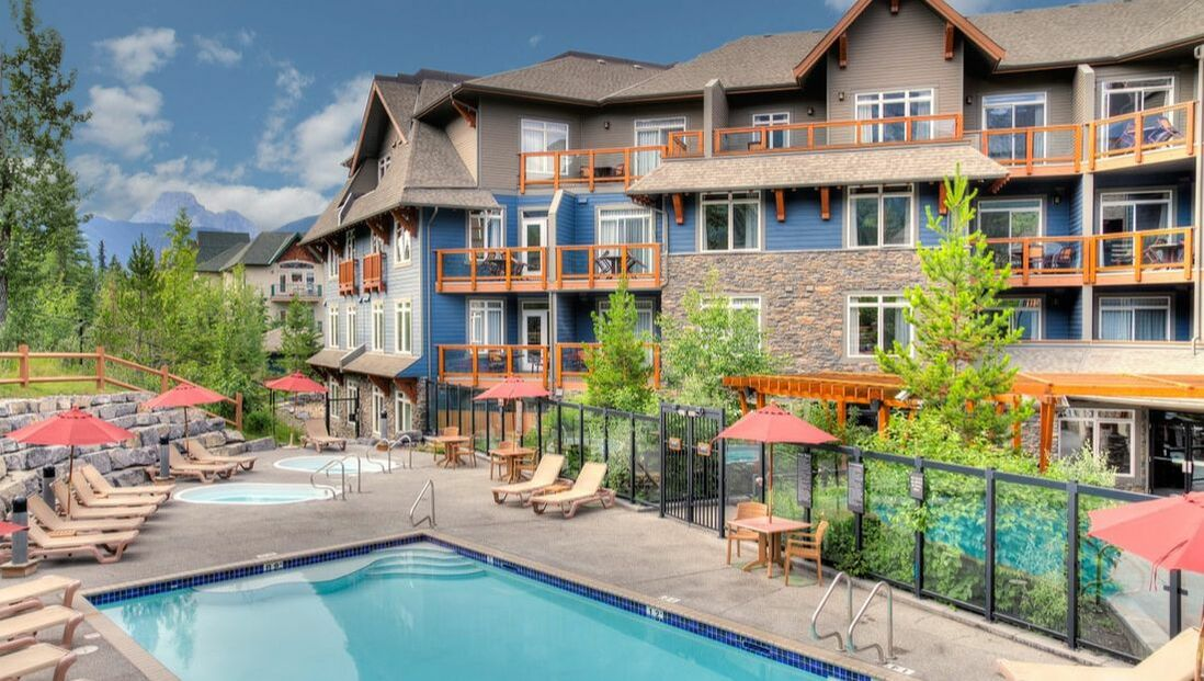 Enjoy high-speed internet at the Copperstone Resort